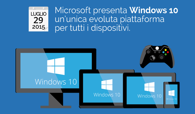 Windows 10 è in arrivo